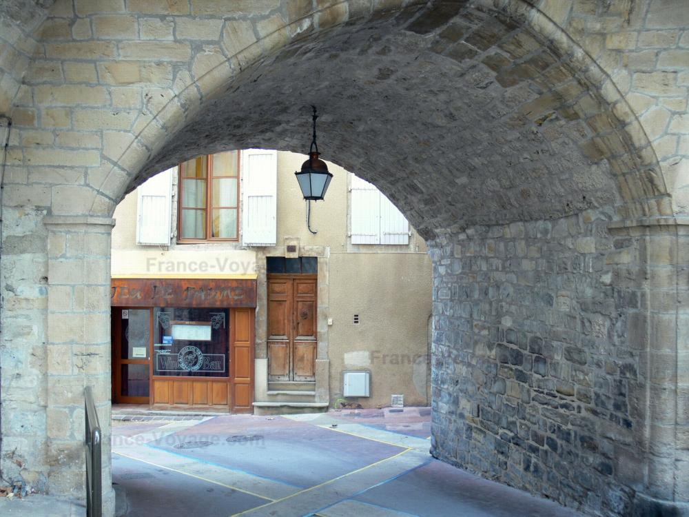 Porte Saint Antoine Of Photos Millau Guide Tourisme Vacances