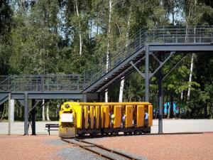 Mining History Centre of Lewarde - Mine museum: visit by mining train