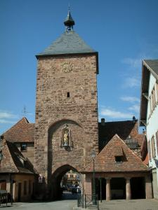 Molsheim - Forgerons tower (gateway)