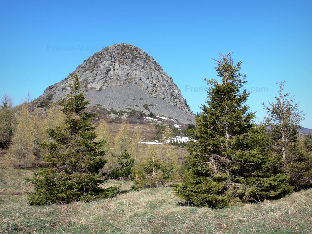 Photos le mont gerbier de jonc et les sources de la - Chambre d hote mont gerbier de jonc ...