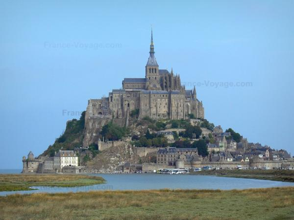 Le mont saint michel guide tourisme vacances for Chambres d hotes mont st michel