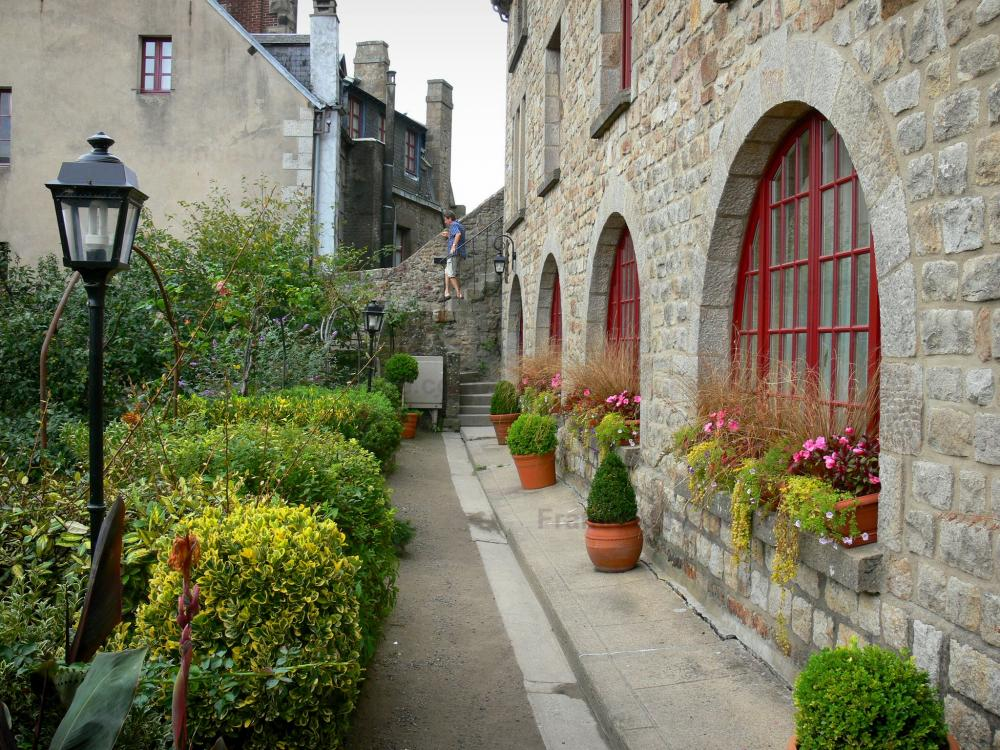 Photos le mont saint michel guide tourisme vacances for Au jardin st michel pontorson france