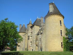 Montal castle - Castle, in the Quercy