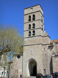 Montolieu - Saint-André church