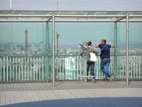 The Montparnasse Tower - Tourism, holidays & weekends guide in Paris