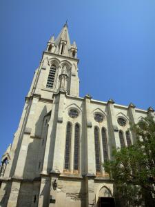 Montpellier - Sainte-Anne church
