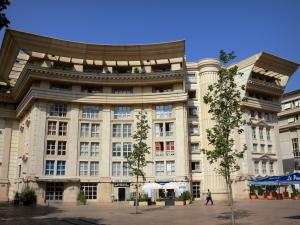 Montpellier - Buildings of the Antigone district