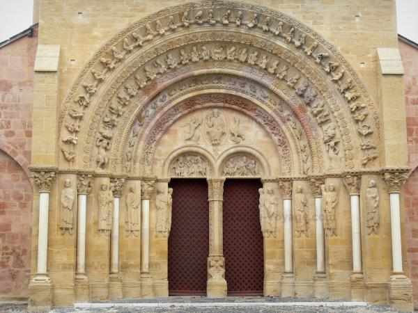 Morlaàs Church - Tourism, holidays & weekends guide in the Pyrénées-Atlantiques