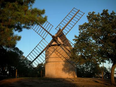 Moulin de Paillas