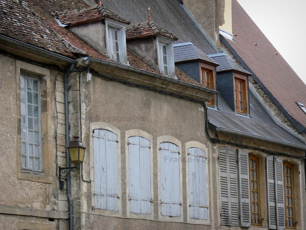 Foto 39 s moulins engilbert gids toerisme recreatie - Gevels van hedendaagse huizen ...