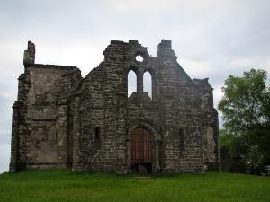 Mount Gargan - Ruins of the chapel