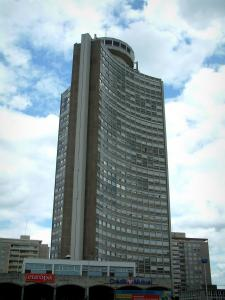 Mulhouse - Europe tower