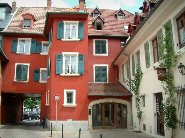 Mulhouse and its famous museums - Tourism, holidays & weekends guide in the Haut-Rhin