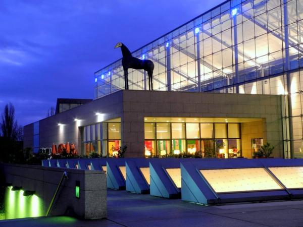 Le mus e d 39 art moderne et contemporain de strasbourg guide tourisme vacances - Musee d art moderne strasbourg ...