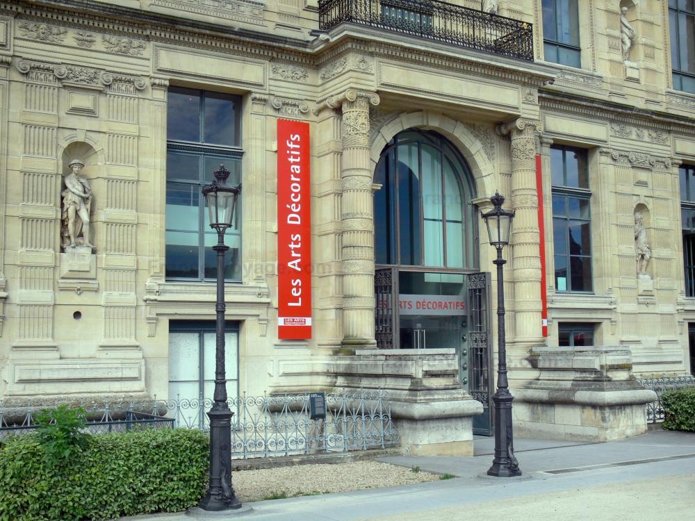 Photos le mus e des arts d coratifs guide tourisme vacances - Les arts decoratifs paris ...