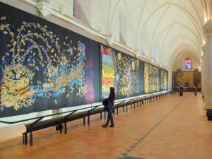 Le Musee Jean Lurcat Et De La Tapisserie Contemporaine Guide