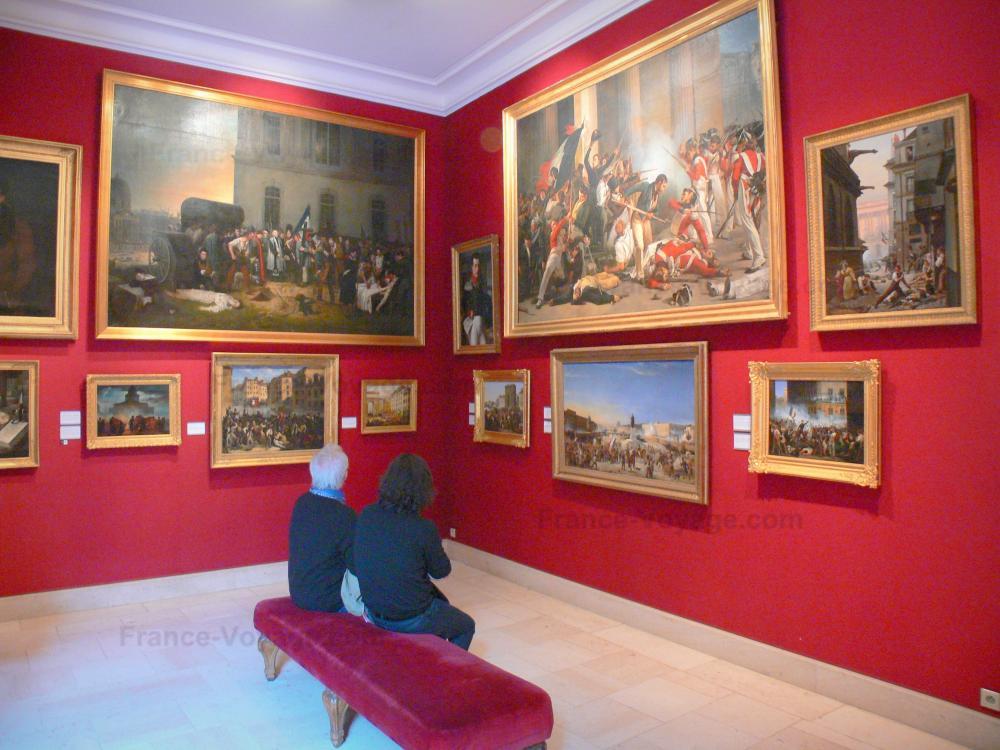 Foto 39 s museum carnavalet 24 afbeeldingen met hoge resolutie - Schilderij in de kamer ...
