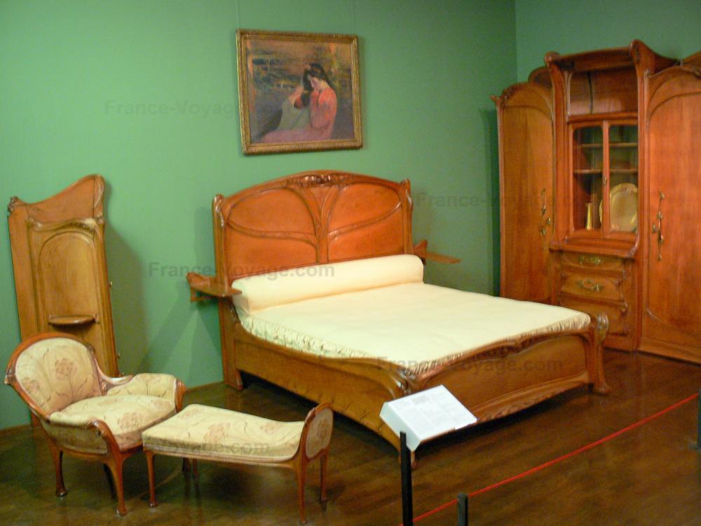 Camere Da Letto Art Deco : Camera da letto art nouveau design camera da letto di art nouveau