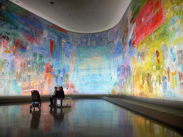 Museum f r moderne kunst der stadt paris f hrer for Kunst der moderne