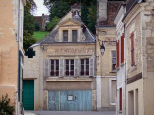 Nogent-le-Rotrou - Houses of the old town