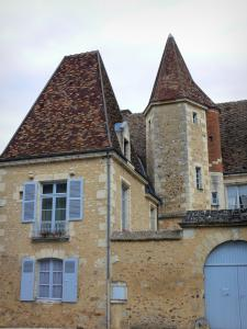 Nogent-le-Rotrou - Residence of the old town
