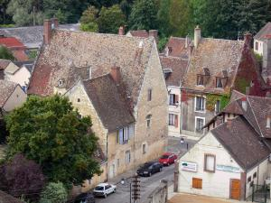 Nogent-le-Rotrou - Houses of the city