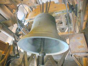 Notre-Dame de Paris cathedral - Bell of the south tower