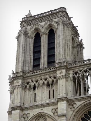 Notre Dame De Paris Cathedral 43 Quality High Definition
