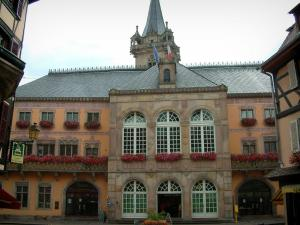 Obernai - Town hall