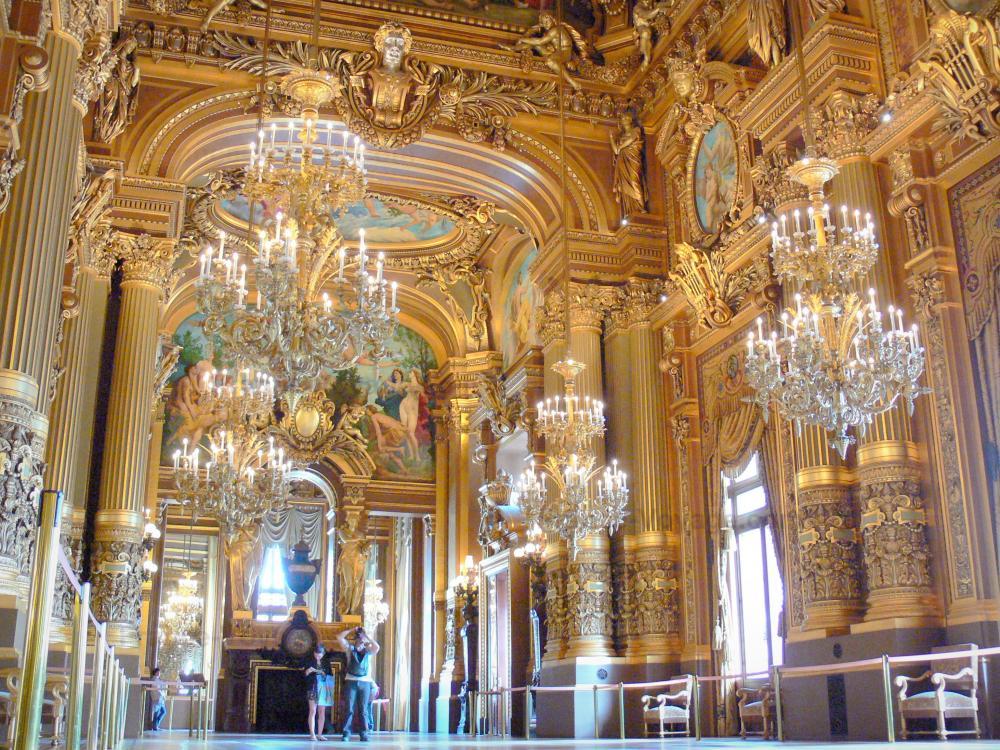 Grand Foyer Du Palais Garnier : Photos l opéra garnier guide tourisme vacances