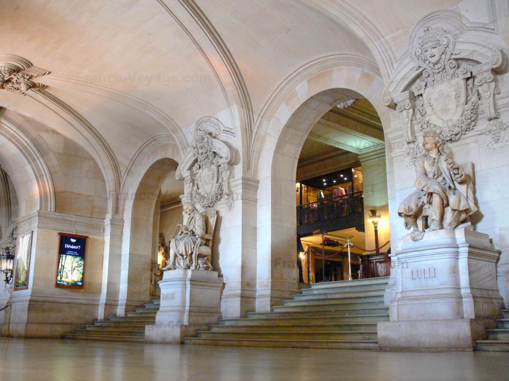 Foyer Grand Ouest Beaurepaire : Photos l opéra garnier guide tourisme vacances