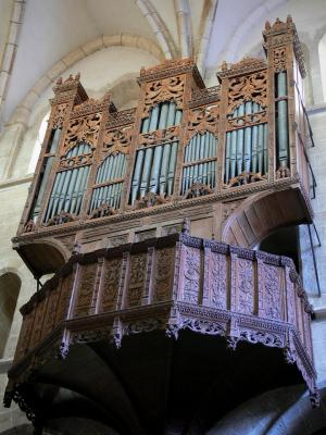 Orgel in Lorris