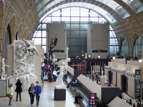 The Orsay Museum - Tourism, holidays & weekends guide in Paris