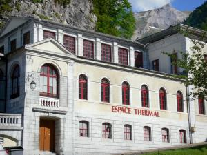Ossau valley - Spa baths (Thermal establishment) of Eaux-Bonnes