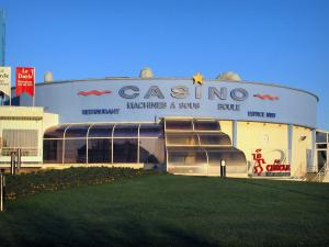 Ouistreham - Casino of the seaside resort