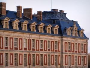 Palace of Versailles - Facade of the castle