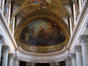 Palace of Versailles - Inside of the royal chapel