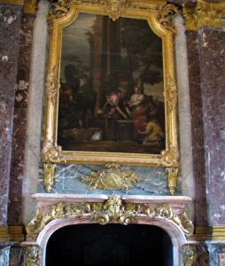 Palace of Versailles - Inside of the castle: Hercule's lounge