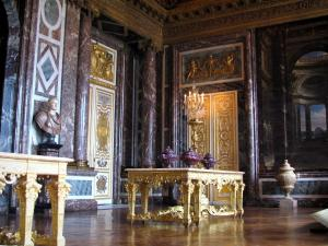 Palace of Versailles - Inside of the castle: Venus lounge