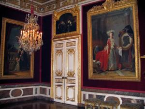 Palace of Versailles - Inside of the castle: Grand Couvert anteroom