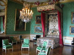 Palace of Versailles - Inside of the castle: Dauphin's apartment: Dauphin's bedroom