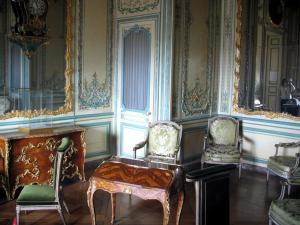 Palace of Versailles - Inside of the castle: Dauphine's apartment: Dauphine's interior cabinet