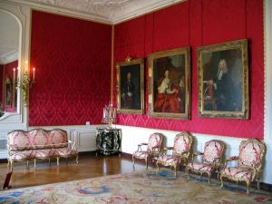 Palace of Versailles - Inside of the castle: Dauphine's apartment: Dauphine's grand cabinet