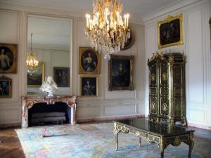 Palace of Versailles - Inside of the castle: Dauphine's apartment: second anteroom