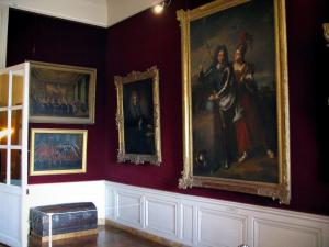 Palace of Versailles - Inside of the castle: Dauphine's apartment: first anteroom