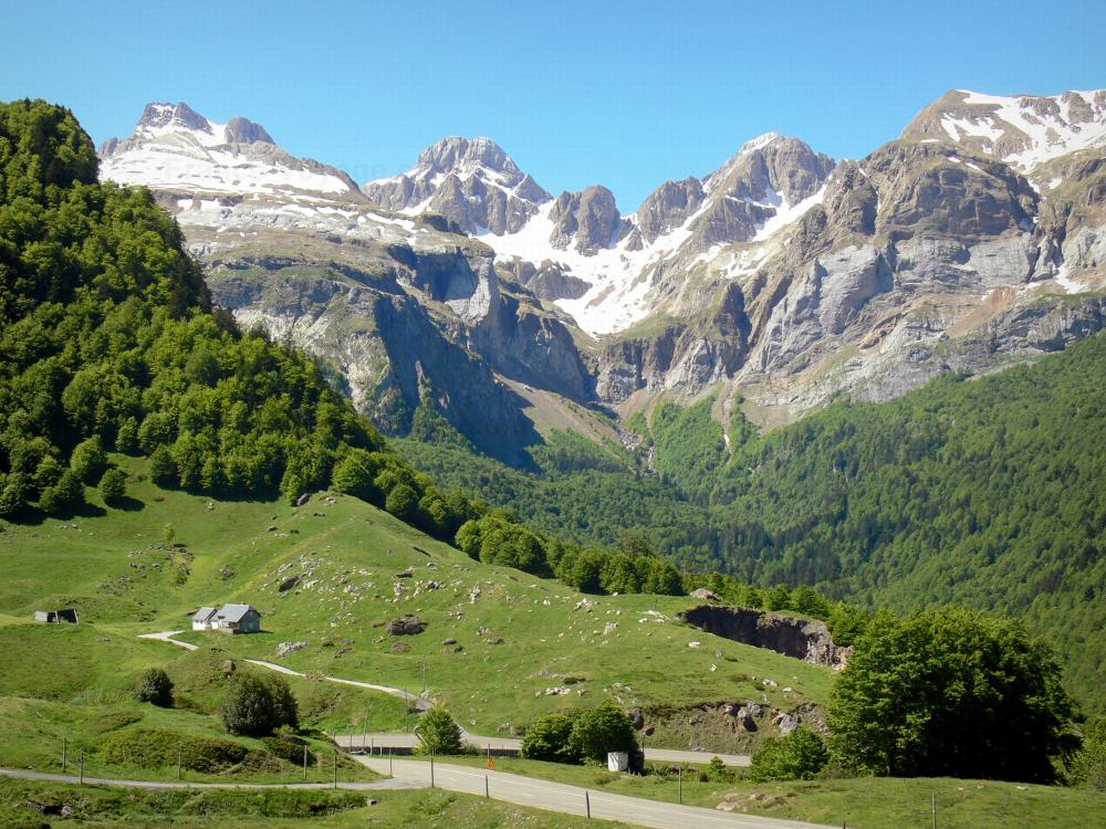 Photos le parc national des pyr n es guide tourisme - Office du tourisme pyrenees atlantiques ...