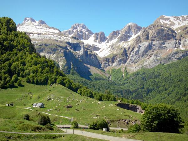 Il parco nazionale dei pirenei guida turismo e vacanze - Office du tourisme pyrenees atlantiques ...