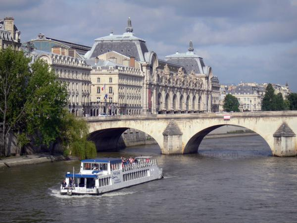 Paris - Guide tourisme, vacances & week-end à Paris
