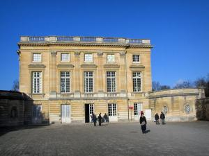 Park of the Palace of Versailles - Petit Trianon