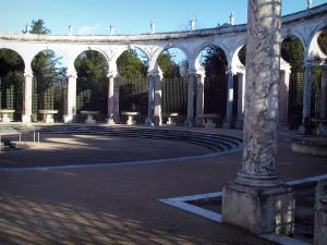 Park of the Palace of Versailles - Colonnade copse (bosquet de la Colonnade)
